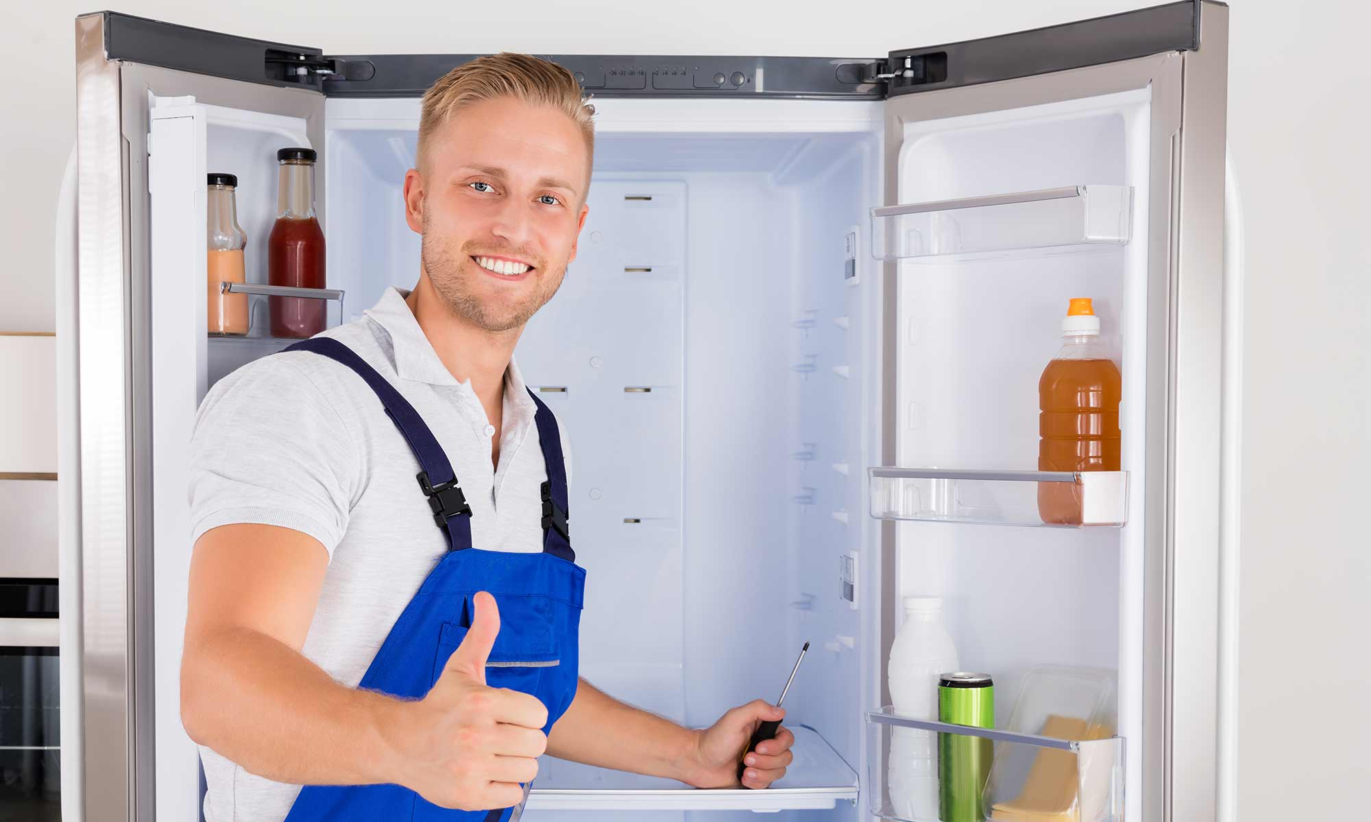 Refrigerator Repair In Atlanta It Is Fixed