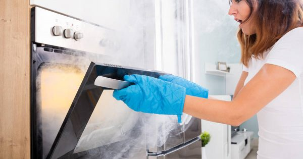 Appliance Repair Tips What To Do When Your Oven Is Smoking