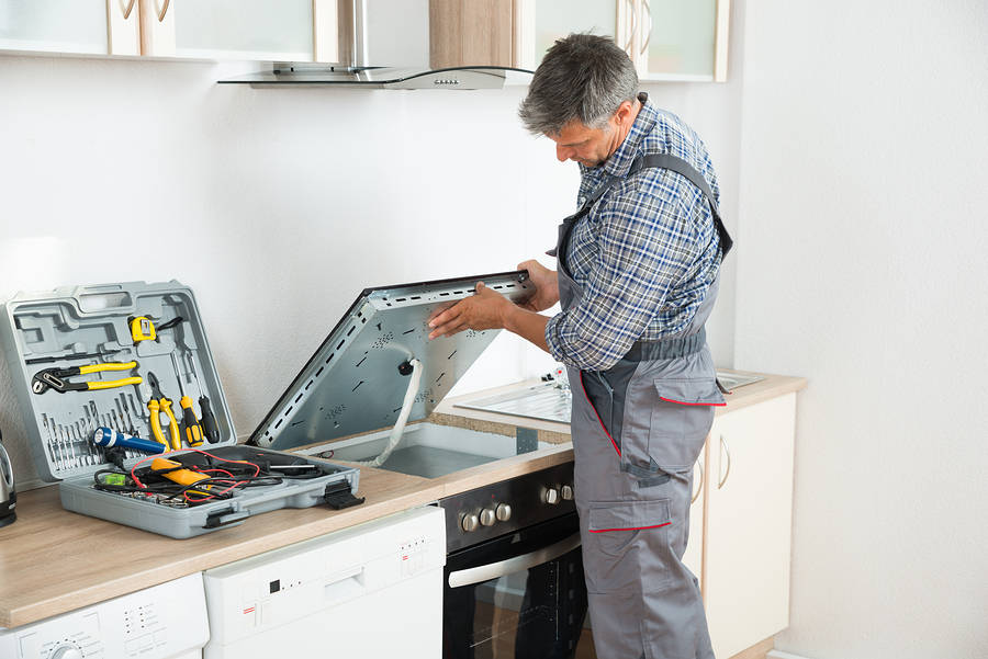 Stove Maintenance - Appliance Repair Atlanta - It Is Fixed