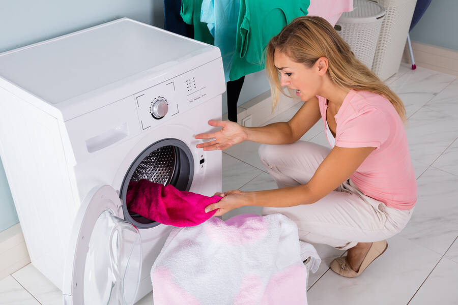 Washer Isn T Getting Clothes Clean It Is Fixed Washer