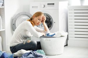 Washing Machine Leaves Residue on Clothes - Appliance Repair - It Is Fixed