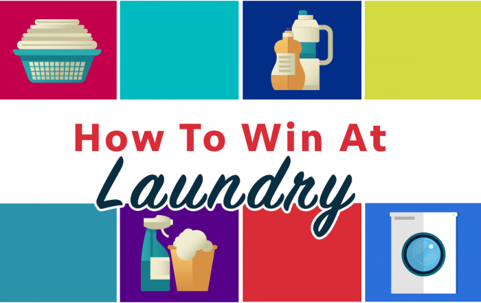 The Ultimate Guide to Laundry