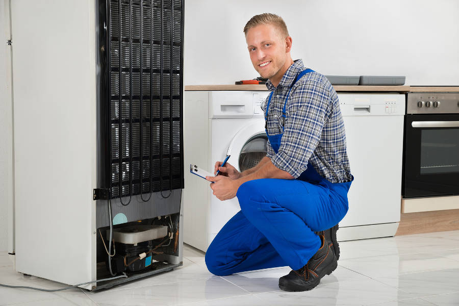 Refrigerator Maintenance - Appliance Repair Atlanta - It Is Fixed