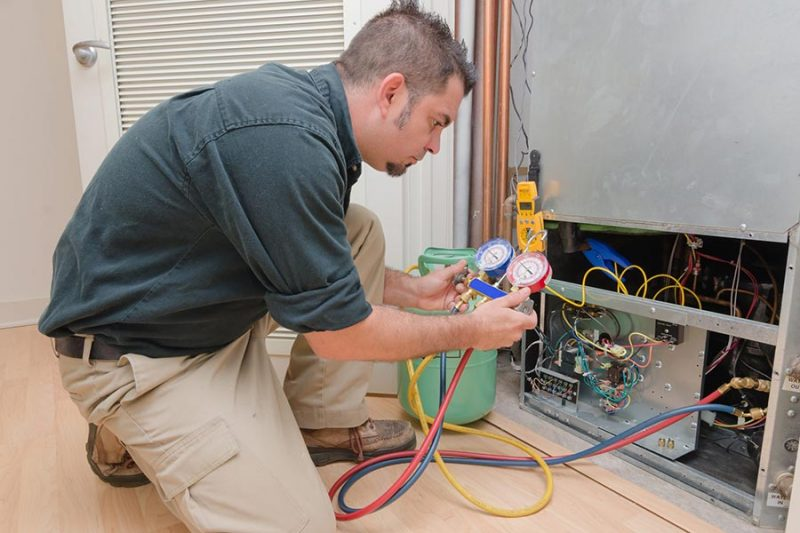 Refrigerator Low on Freon - Appliance Repair - (404) 407