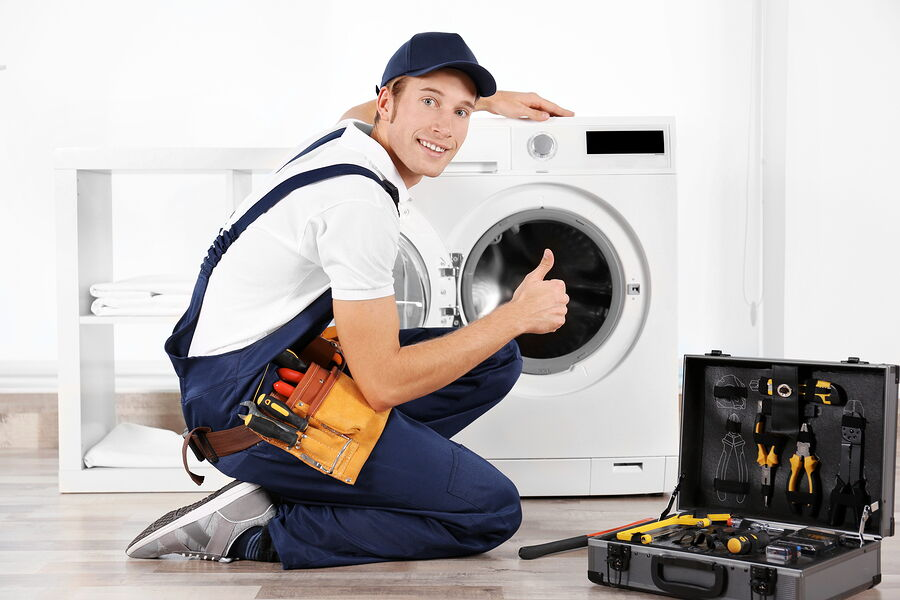 Atlanta Washing Machine Repair - It Is Fixed Appliance Repair - Technician