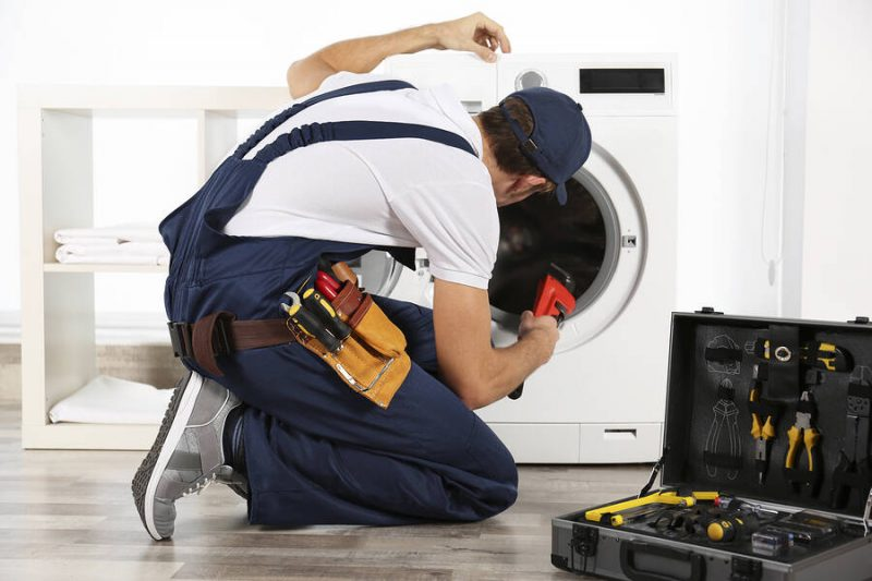 Washer Shaking & Making Loud Noises - Washer Repair - It Is Fixed