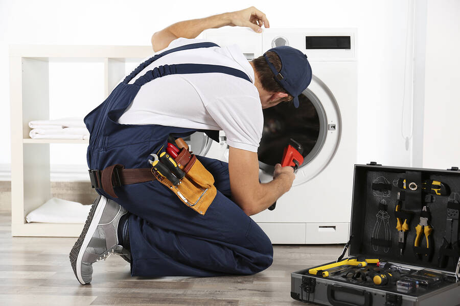 Washer Repair Technician - Appliance Repair in Atlanta - It Is Fixed