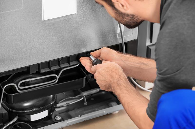 Refrigerator Compressor Repair in Atlanta - It Is Fixed