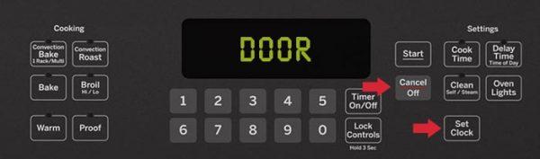 Ge Oven Door Won T Unlock It Is Fixed Appliance Repair