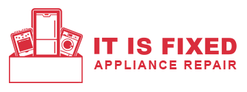 It Is Fixed Appliance Repair Logo