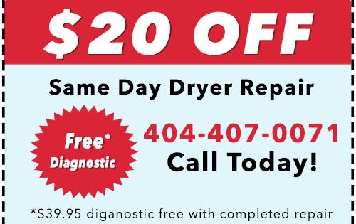 Lg Dryer Repair And Error Codes Same Day Appliance Repair