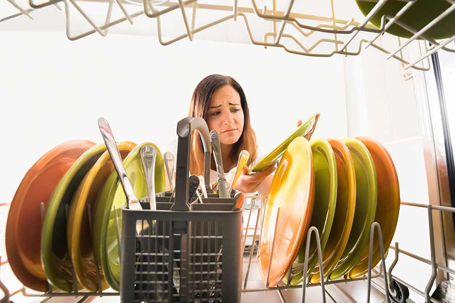 Dishwasher Not Drying Dishes - Dishwasher Repair - Atlanta - It Is Fixed