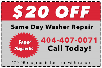Washer Repair Coupon
