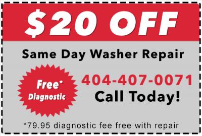 Washer Repair Coupon